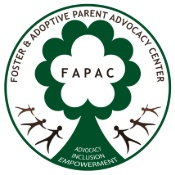 Foster & Adoptive Parent Advocacy Center