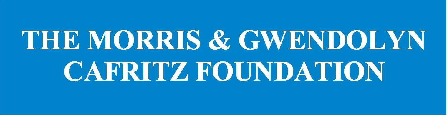 The Morris and Gwendolyn Cafritz Foundation