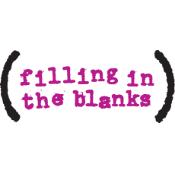 Filling in the Blanks