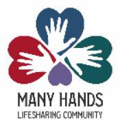 Many Hands Lifesharing Community