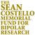 The Sean Costello Memorial Fund for Bipolar Research