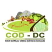 Le Collectif des organisations pour la defense des droits des communautes impactees par les projets de developpement (COD-DC)